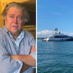 Steve Bannon was arrested on a $28 million yacht owned by an exiled Chinese billionaire — take a look inside